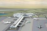 Sofia Airport-  New Passenger Terminal